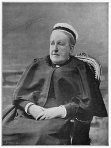 Anna Teding van Berkhout geb. Haarlem 1-3-1833 – gest. Haarlem 26-7-1909