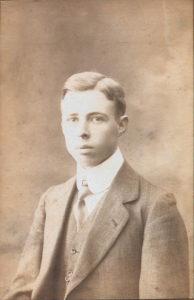Johannes Cornelis (Jan) van Baarda 31-07-1888 5-01-1940
