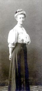 Josina van Baarda 31-12-1889 15-01-1975