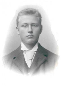 Petrus Johannes (Piet) van Baarda 28-05-1881 - 16-09-1959